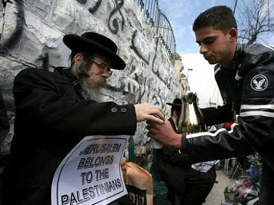 The Palestine Chronicle: The Antisemitism Fallacy; Let's Focus on Palestinians