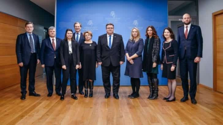 Lithuania adopts Israel-centric definition of antisemitism
