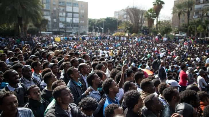 African refugees in Israel: can welcoming voices prevail?