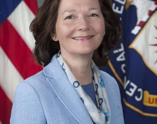 Instead of being in jail, Haspel is CIA director