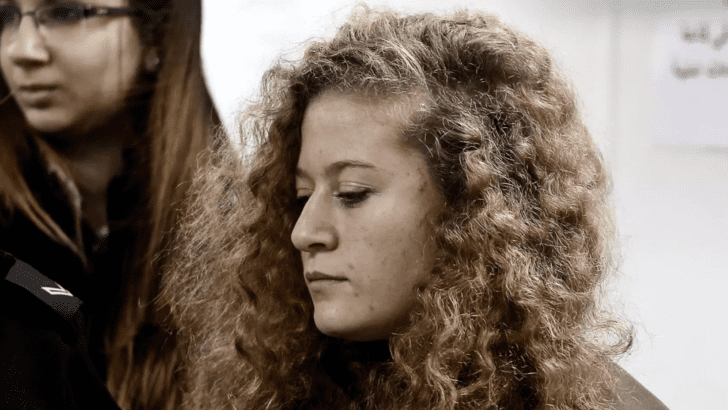 Israeli Lawmaker: Palestinian Teen Tamimi 'Should Have Gotten a Bullet, at Least in the Knee'