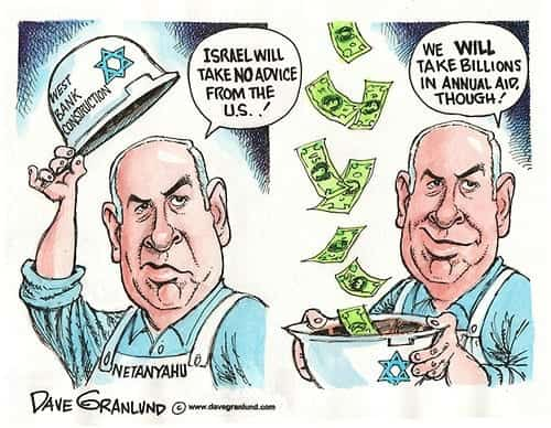 Senate about to vote on bill to give $38 billion to Israel, largest aid package in US history