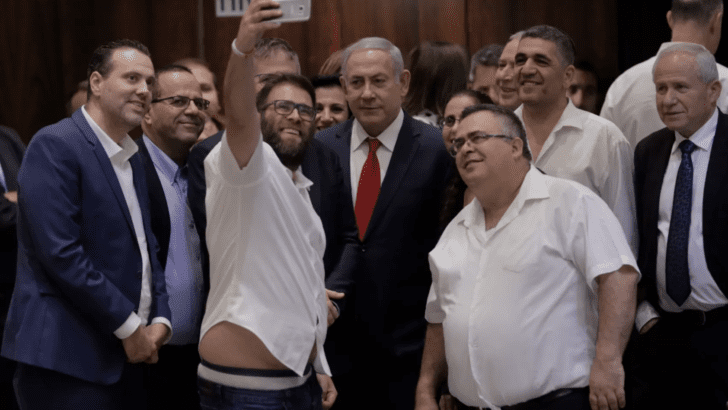 Israel Passes Controversial Jewish Nation-state Bill After Stormy Debate