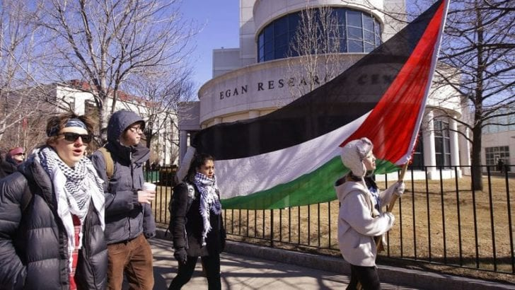 The Pro-Israel Push to Purge US Campus Critics
