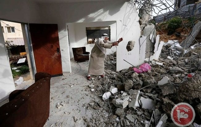 In 15 years, Israel forced 3,000 Palestinians from their Jerusalem homes