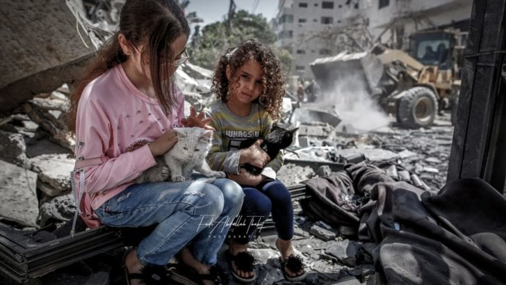 One million face hunger in Gaza after Israel's 12-year blockade