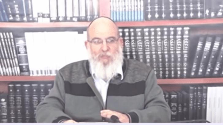 """""""Yes, we are racists,"""" """"Come, be my slave"""" — teaching by Israeli rabbi"""