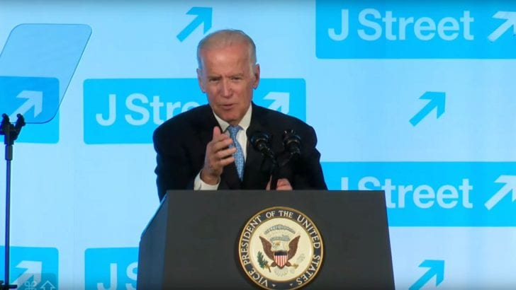 Joe Biden: A career of pandering to Israel & pro-Israel donors