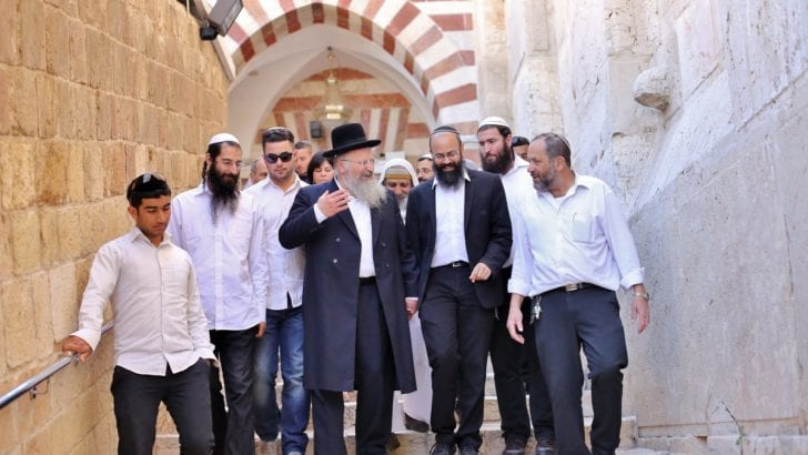 In Israel, religious extremism is pervasive, unchecked